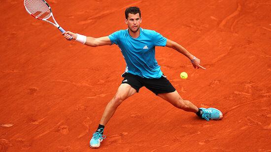ATP Kitzbühel: Cut-off liegt bei 78, Thiem Nr. 1