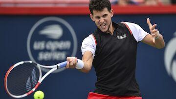 Thiem gesundet und euphorisch in die US Open