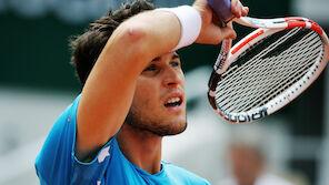 Wimbledon: Thiem zurückgesetzt