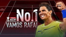 Rafael Nadal ist wieder Nummer 1
