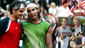 Die größten Tennis-Rivalitäten