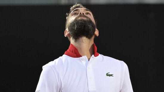Benoit Paire darf nicht zu den Olympischen Spielen