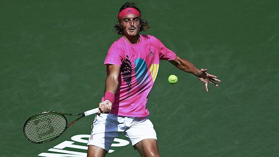 ATP-Masters: Tsitsipas stoppt auch Zverev