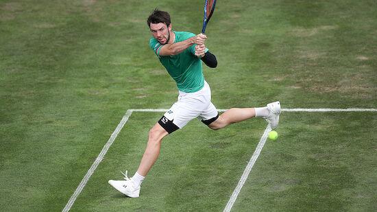 Jurij Rodionov steht im Halbfinale von Stuttgart