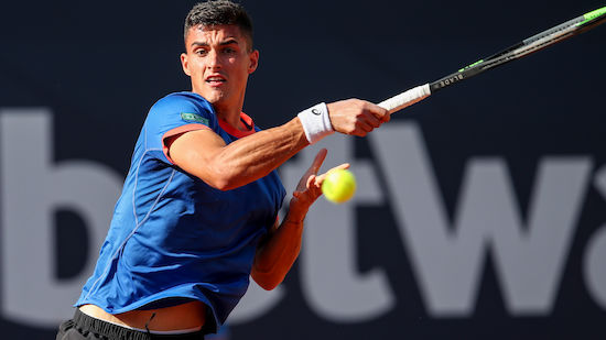 Kitzbühel: Alexander Erler gewinnt sein ATP-Debüt!