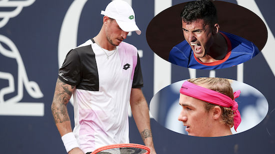 Kommentar: ATP-Debütanten hui, Dennis Novak pfui