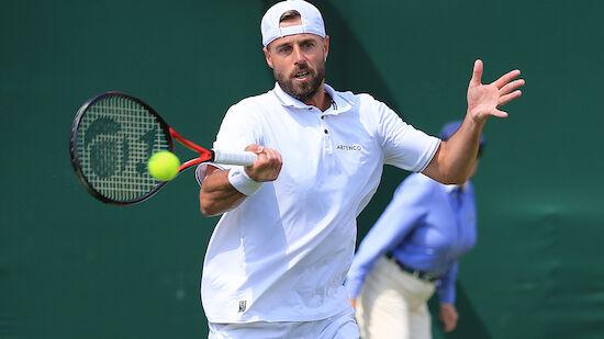 Wimbledon: Marach steht in der zweiten Mixed-Runde