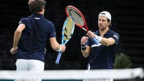 ATP-Finals: Melzers Gegner in London