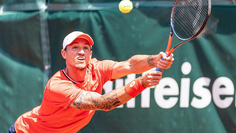 8 Matchbälle! Novak jubelt über Staatsmeistertitel