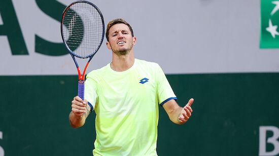 Cagliari: Novak kassiert Blamage gegen Supertalent