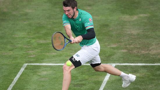 Rodionov im Viertelfinale von Stuttgart