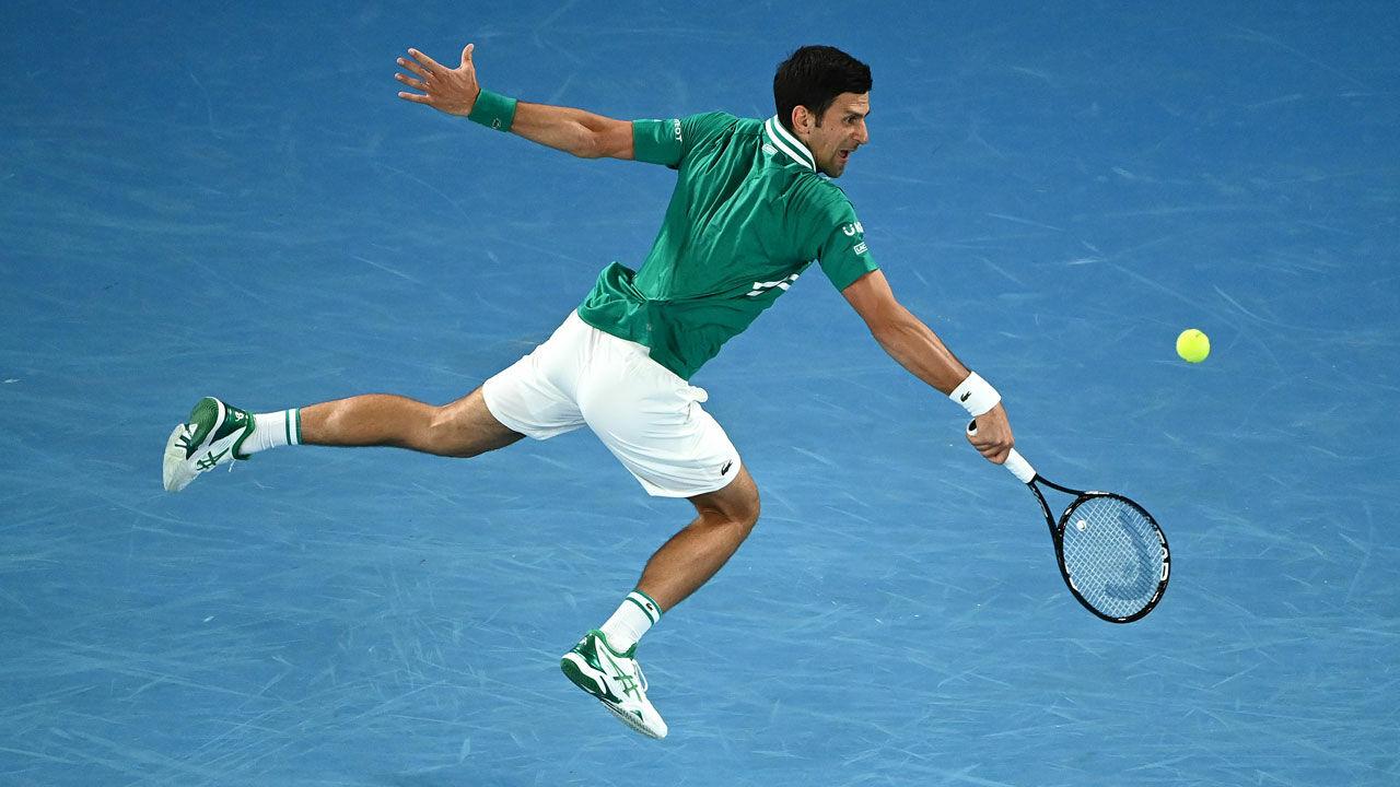 Tennis Live Australian Open