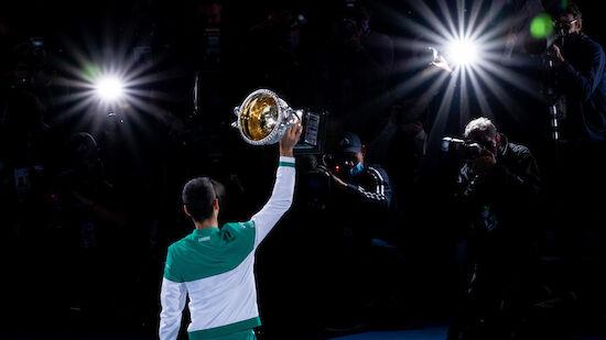 Spannung im Kampf um den Grand-Slam-Rekord