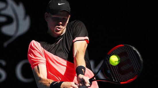 Kyle Edmund im Halbfinale der Australian Open