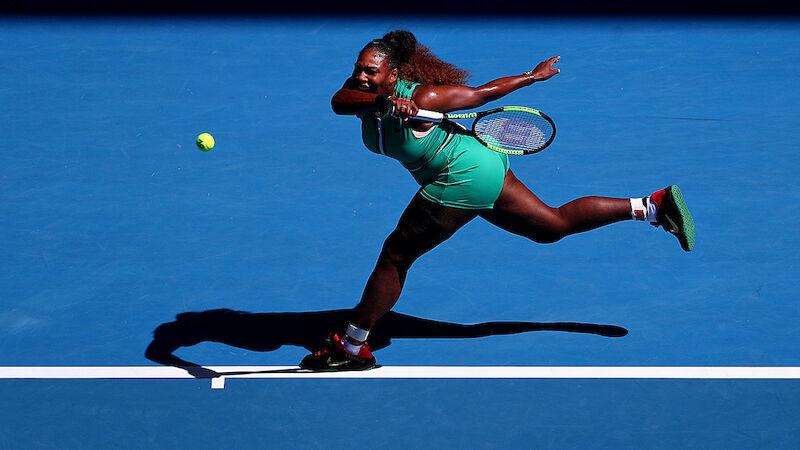 Serena Williams marschiert weiter