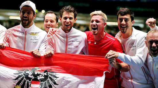 Davis Cup in Innsbruck: