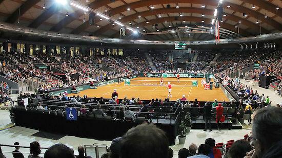 ÖTV hofft weiter auf Davis-Cup-Finale