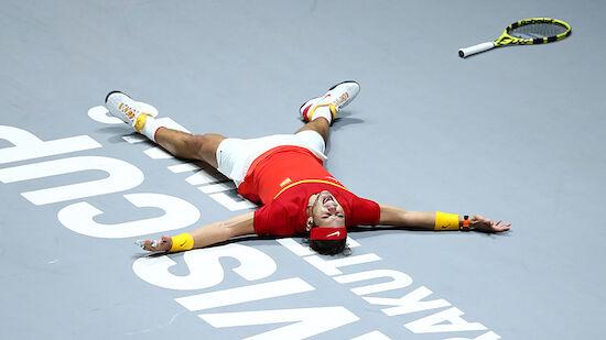 Davis-Cup-Sieg für Nadal emotionalster Triumph