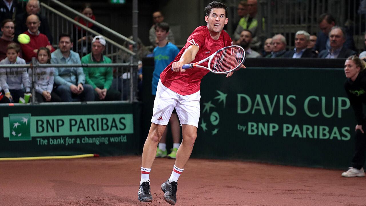 Liveticker Davis Cup