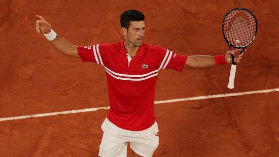 Djokovic nach Sieg über Nadal im Paris-Finale