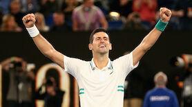 310 Wochen Nr. 1! Djoker stellt Federer-Rekord ein