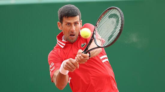 Monte Carlo: Djokovic und Nadal souverän weiter