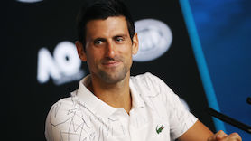 Novak Djokovic spendet eine Million Euro