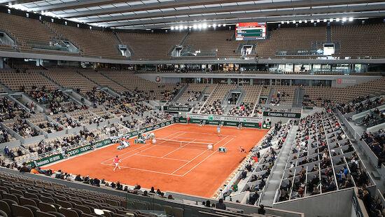 French Open: Verschiebung ist