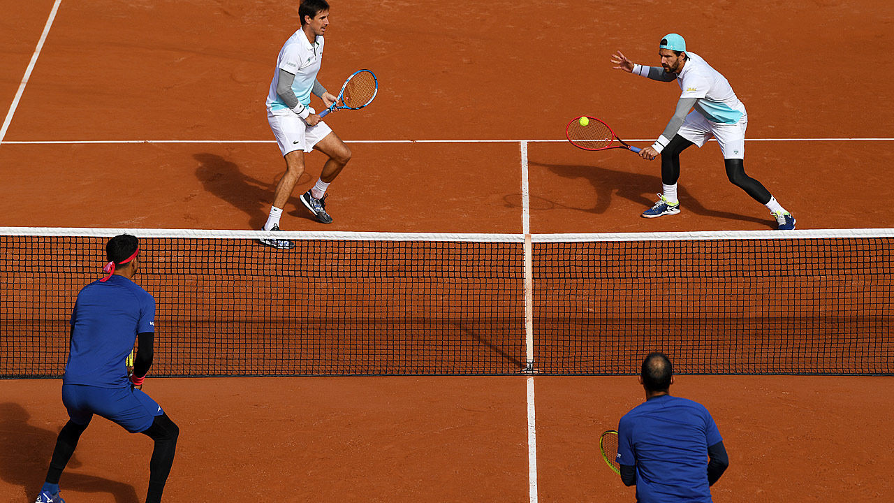 Tennis French Open Live Ticker