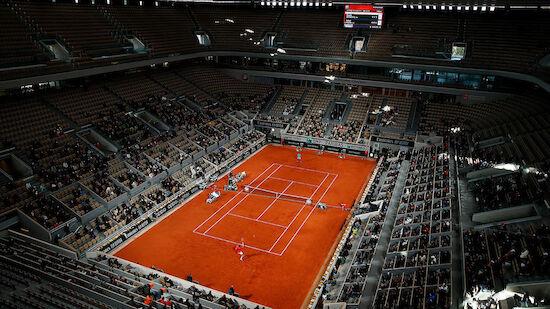 Premiere bei French Open in Paris