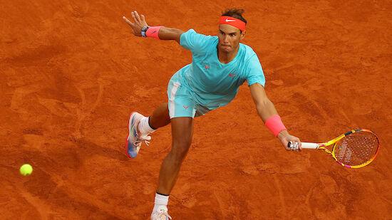 Gerasimov für Nadal nur eine Aufwärmübung