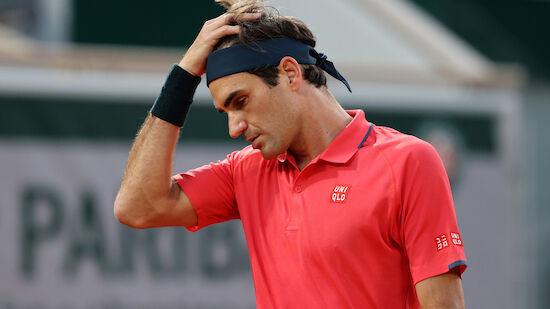 Federer steigt aus French Open aus