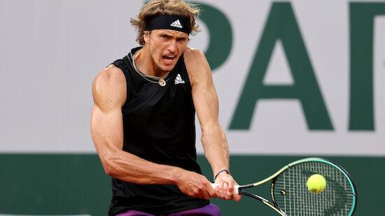 French Open: Zverev steht souverän im Halbfinale