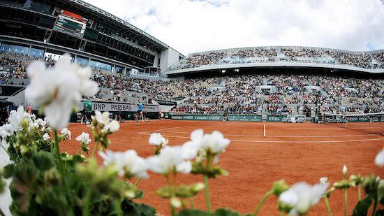 1.000 Zuschauer bei French Open pro Platz erlaubt
