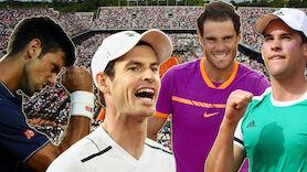 Stößt Thiem Nadal vom Thron?