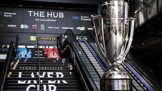 Laver Cup: Team Europe und Team World fixiert