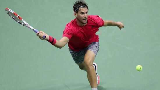 Thiem steht im Endspiel der US Open