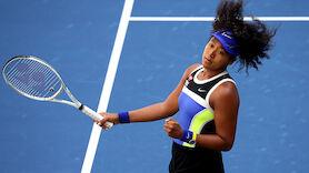 US-Open-Siegerin Osaka nicht fit für French Open