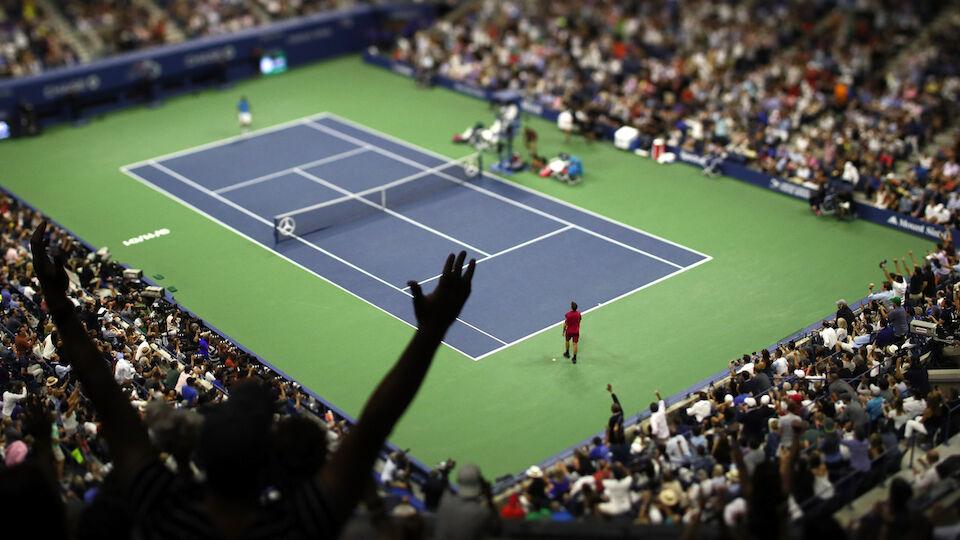 Die besten Bilder von den US Open 2016 in New York