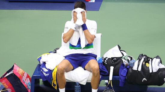 Die Unvollendete des Novak Djokovic