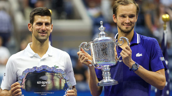 Medvedev zerstört Grand-Slam-Traum von Djokovic
