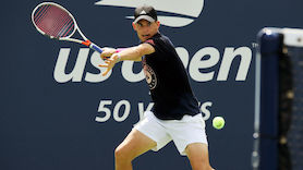 Premiere für Thiem bei US Open