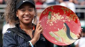 """WTA: Naomi Osaka holt nächsten """"speziellen Titel"""""""
