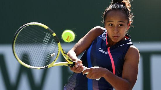 US-Open-Shootingstar in Indian Wells ausgeschieden