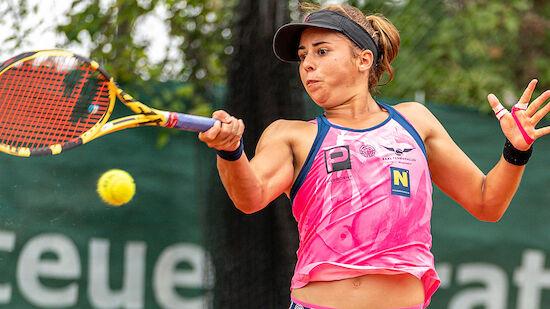French Open: Grabher meistert 2. Quali-Runde