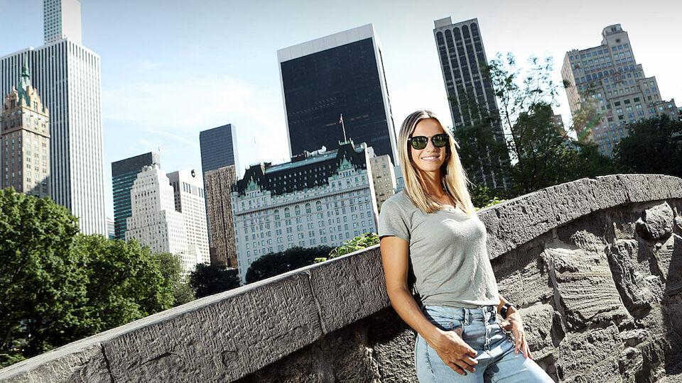 Die schönsten Bilder von Barbara Haas bei den US Open