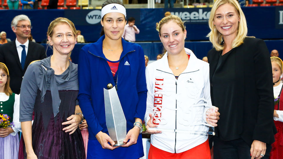 Die schönsten Bilder von Tennis-Beauty Ana Ivanovic