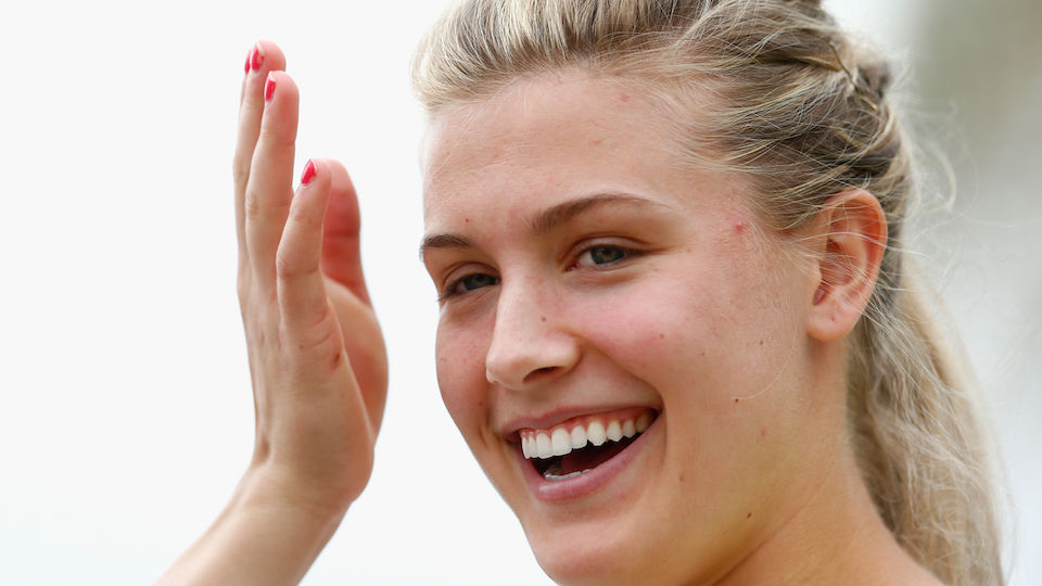 Die schönsten Bilder von Tennis-Beauty Eugenie Bouchard