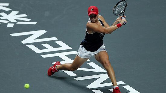WTA Finals werden nach Guadalajara verlegt