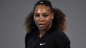 Serena Williams sagt Australian-Open-Teilnahme ab